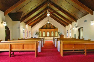 Ballara chapel can be used for funerals by Lincoln Family Funerals