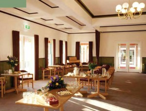 Candlebark Refreshment room Lincoln Family Funerals