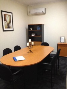 Arranging Room at Lincoln Family Funerals Melbourne Funeral Director