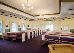 Federation Chapel, Lincoln Family Funerals