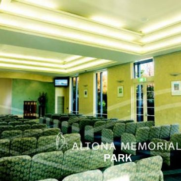 Altona Memorial Park Chapel Venue