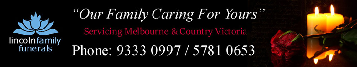 Lincoln Family Funerals – Compassionate Funeral Director Melbourne