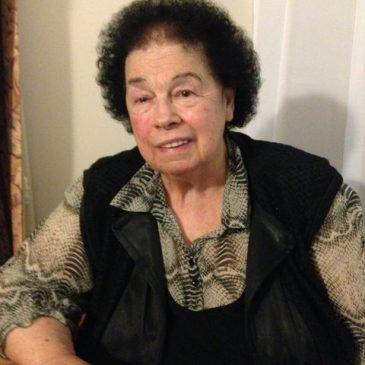 Betty Bruni, Funeral Notice, Lincoln Family Funerals