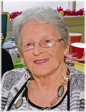 Stella Stammers funeral notice, Lincoln Family Funerals